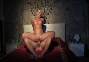 Mom has nasty fuck with her horny as hell sons